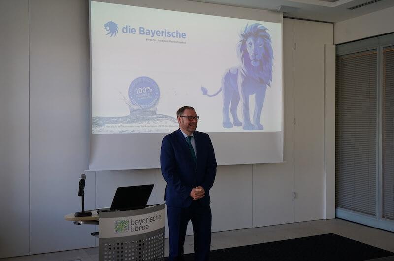 Bankenforum 2019: Nachhaltigkeit, Währungspolitik und Zukunftsmusik