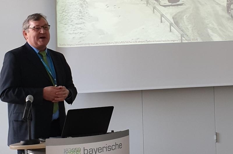 Der Klimawandel und seine Folgen: Was bedeutet er für die Munich Re?